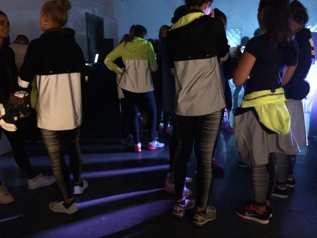 Nike+ Flashrun, London