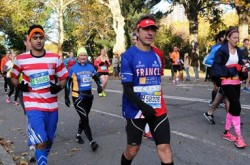 Bill Cunningham Shoots The New York Marathon
