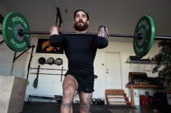 Kyle Dietz, Trail Fighter