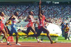 Peak Performance - The 1988 100m Final